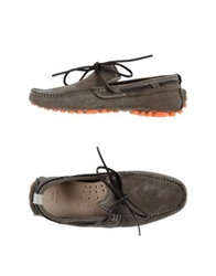 N.D.C. Made By Hand Moccasins Khaki