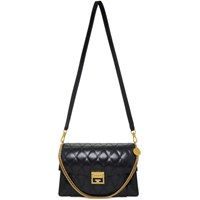 Givenchy Black Quilted Medium Gv3 Bag