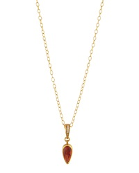Gurhan Pink Tourmaline And Diamond Pendant Necklace