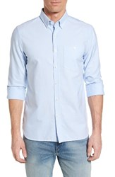 Jack Spade Men's Trim Fit Oxford Cloth Sport Shirt