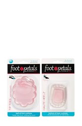 Foot Petals Women's Technogel 2 Pack Cushioning Pads Multi