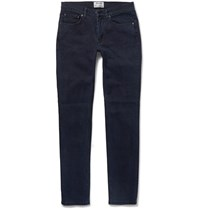 Acne Studios Ace Skinny Fit Stretch Denim Jeans Blue