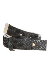 Paul And Joe 100 Python Belt