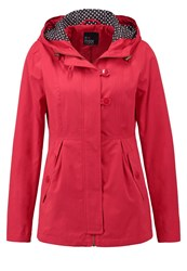 Evenandodd Summer Jacket Red