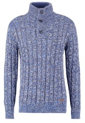 Petrol Industries Jumper Imperial Blue