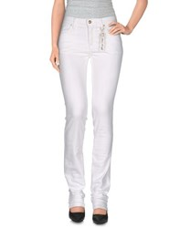 Roccobarocco Denim Denim Trousers Women