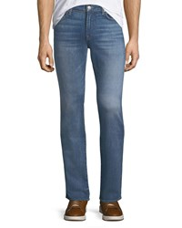 7 For All Mankind Men's Slimmy Slim Straight Leg Jeans Desert Warrior