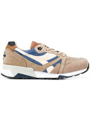 Diadora Chunky Sole Sneakers Nude And Neutrals