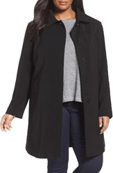 Gallery Plus Size Women's Nepage Walking Coat With Removable Hood And Liner