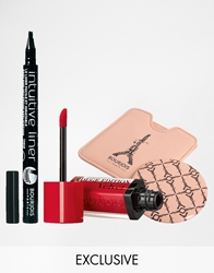 Bourjois Asos Exclusive Lip And Eye Set With Free Mirror Save 29 Lipandeye