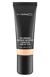 M A C Mac 'Pro Longwear' Nourishing Waterproof Foundation Nc15