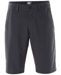 Fox Men's Essex Tech Shorts Blk