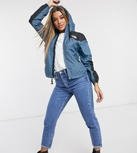 The North Face Sheru Jacket In Blue Exclusive At Asos