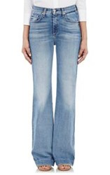 Rag And Bone Rag And Bone Justine Flared Jeans Blue