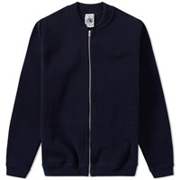 S.N.S. Herning Handle Zip Jacket Blue