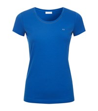 Escada Sport Gem Logo T Shirt Female Blue
