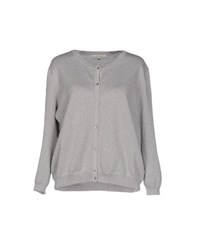 Gigue Knitwear Cardigans Women Grey