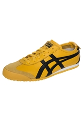 Onitsuka Tiger By Asics Onitsuka Tiger Mexico 66 Trainers Yellow Black