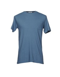 Crossley T Shirts Pastel Blue