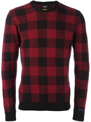 Woolrich 'Womag' Pullover Black
