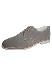 Pier One Laceups Taupe Grey