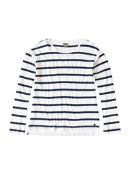 Bench Brio Long Sleeve Top Midnight