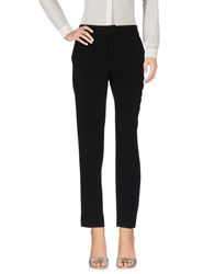 Moschino Cheap And Chic Casual Pants Black