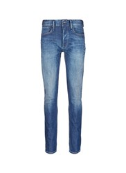 Denham Jeans 'Razor' Slim Fit Cotton Blue