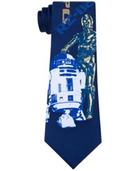 Star Wars C3po And R2d2 Tie