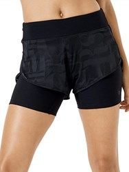 Mpg Seneca Fitted Shorts Black