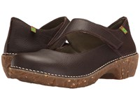 El Naturalista Yggdrasil Ng51 Brown Women's Shoes