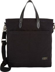 Rag And Bone Rag And Bone Men's Zip Tote Black
