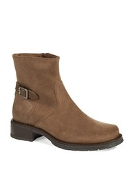 La Canadienne Georgy Waterproof Ankle Boots Grey