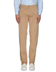 Woolrich Trousers Casual Trousers Men Sand