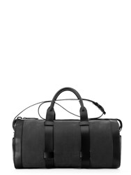 Troubadour Goods Suede Day Bag Black
