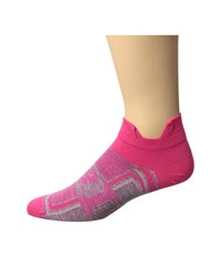 New Balance N377 Hydrotec No Show Thin Socks Gray Pink No Show Socks Shoes