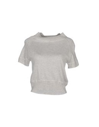 Amy Gee Sweaters Light Grey