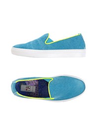 Yab Sneakers Turquoise