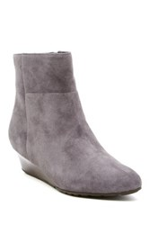 Cole Haan Tali Lux Wedge Bootie Wide Width Available Gray