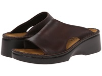 Naot Footwear Rome Buffalo Leather Women's Slip On Shoes Brown