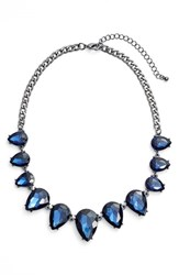Women's Tasha Statement Necklace Hematite Montana