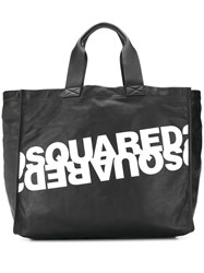 Dsquared2 Double Logo Shopping Tote 60