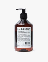 L A Bruket Dish Washing Liquid Lemongrass