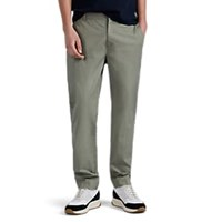 Atm Anthony Thomas Melillo Cashmere Twill Slim Straight Trousers Green
