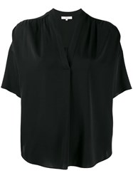 Vince Loose Fit Blouse Black