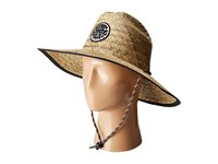 Rip Curl Baywatch Straw Hat Natural Traditional Hats Beige