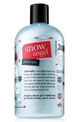 Philosophy Snow Angel Shampoo Shower Gel And Bubble Bath No Color