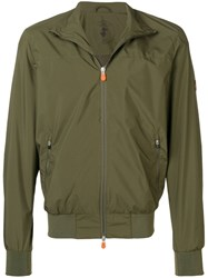 Save The Duck Bomber Jacket Green