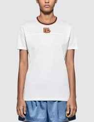 Prada Logo Short Sleeve T Shirt