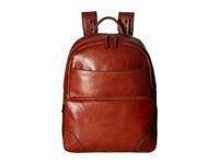 Bosca Dolce Collection Backpack Amber Backpack Bags Bronze